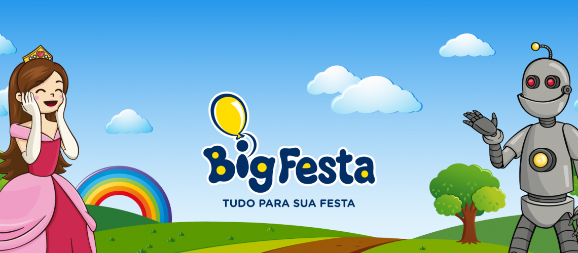 Big Festa capa facebook